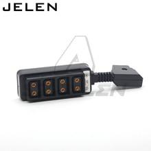 Ultra DTAP zu 4 D tap Kamera power DTAP fourway splitter