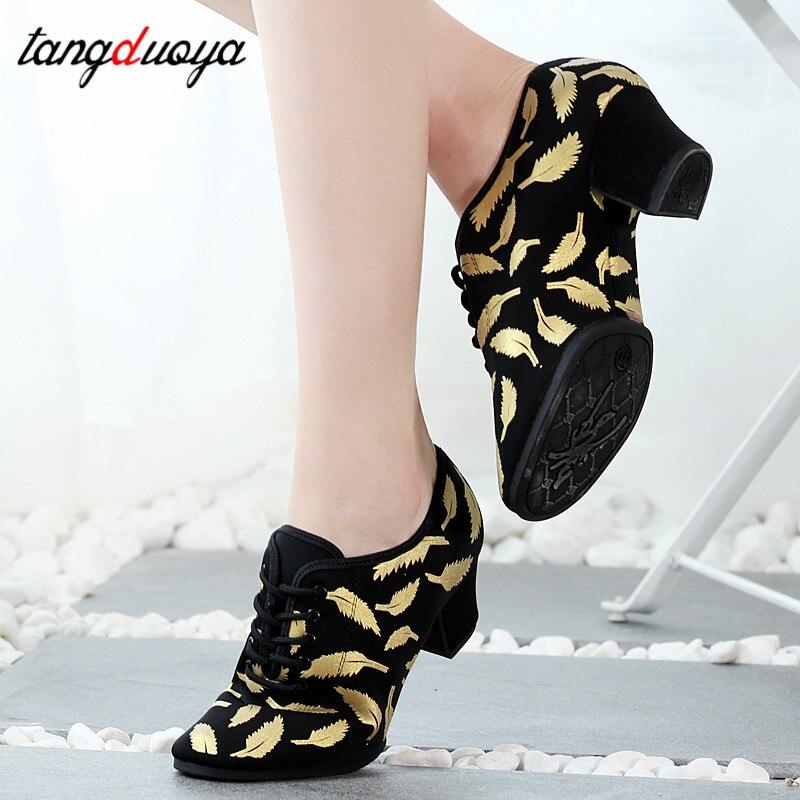 Туфли женские для бальных танцев оксфорды уличные кроссовки