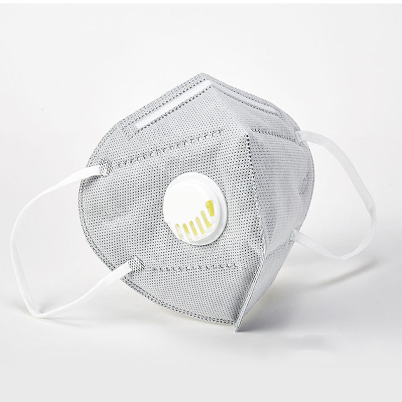 Disposable Mask Respirator Haze Proof Valve Face Mask Dust Proof Respirator Mouth Mask Dust Air Pollution Windproof Filter Mask