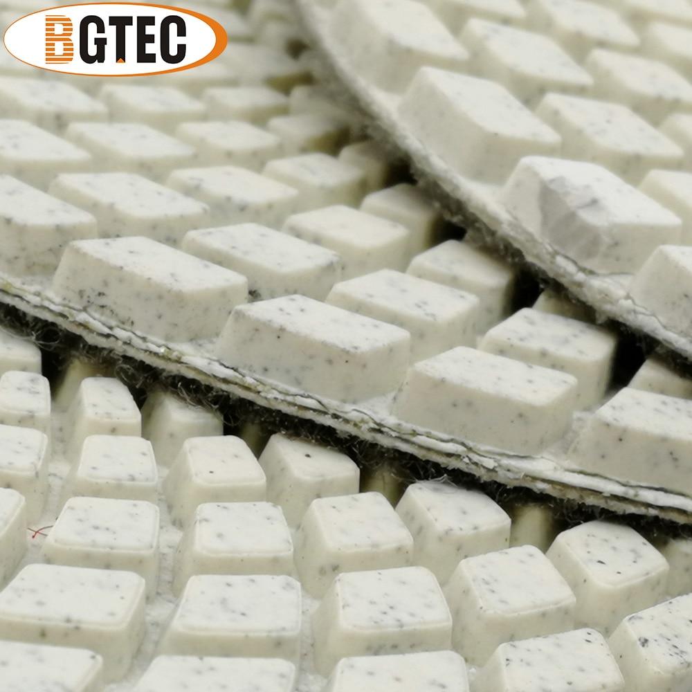 Купить bgtec 4 дюйма 7 шт профессиональные влажные алмазные гибкие