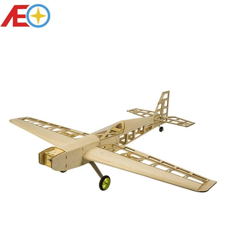 Oyuncaklar ve Hobi Ürünleri'ten RC Uçaklar'de Balsawood Uçak Modeli Lazer Kesim Eğitim Eğitmeni T10 800mm Balsa Yapı Seti Ağaçlık Model AHŞAP UÇAK'da  Grup 1