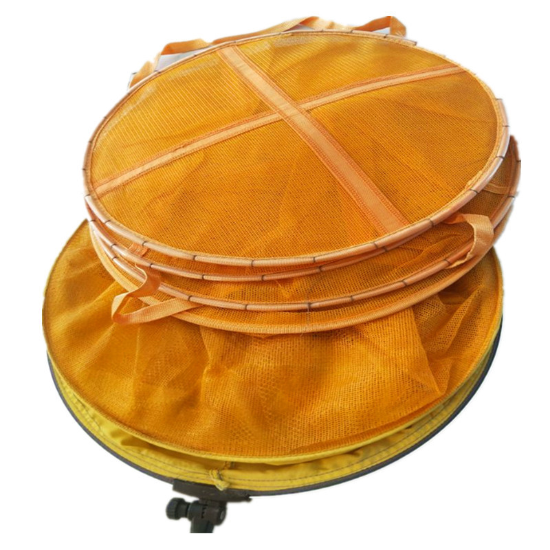 Boutique Fish Basket Anti Hanging Aluminium Alloy Diameter 40/45 Long 2.5 M Fish Net Fishing Gear