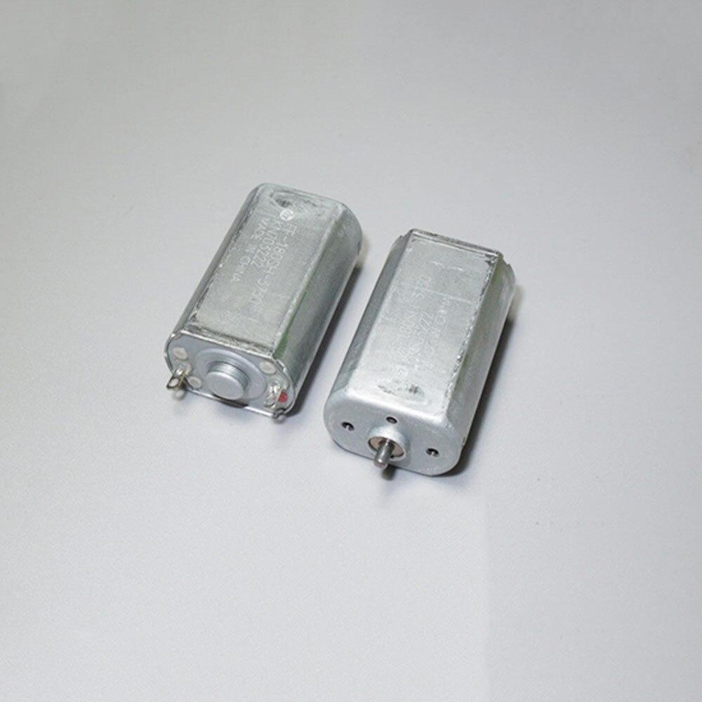 DC 1.5V 3V 15000RPM Micro 8mm*10mm 010 Solar Motor Dual Shaft Mini DC Motor