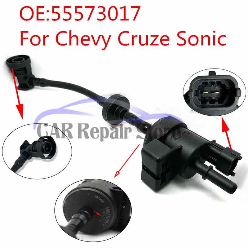 Vapor Canister Purge Solenoid Valve For Chevy Cruze Sonic Buick Encore 55573017 2M1338 55576071 0280142505