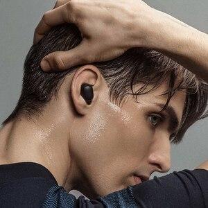 Image 5 - Original xiaomi redmi airdots s tws fones de ouvido sem fio xiaomi controle voz bluetooth 5.0 redução ruído da torneira controle ai