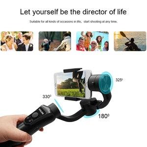 Image 4 - Keelead 3 Axis Handheld Gimbal Stabilizer Voor Smartphone Actie Camera Video Record Tik Youtube Tiktok Tok Vlog Live