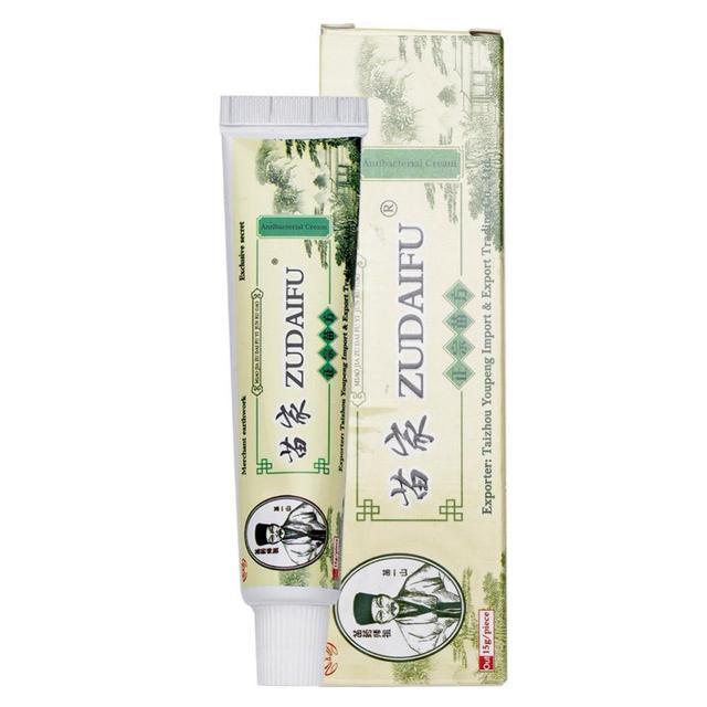 Zudaifu Skin Care ครีมโรคสะเก็ดเงินครีมโรคผิวหนัง Eczematoid กลากครีม Treatment Psoriasis Cream