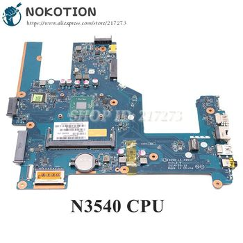 NOKOTION For HP Pavilion 15-R Laptop Motherboard N3540 CPU ZSO50 LA-A994P 761541-601 761541-001 759878-001