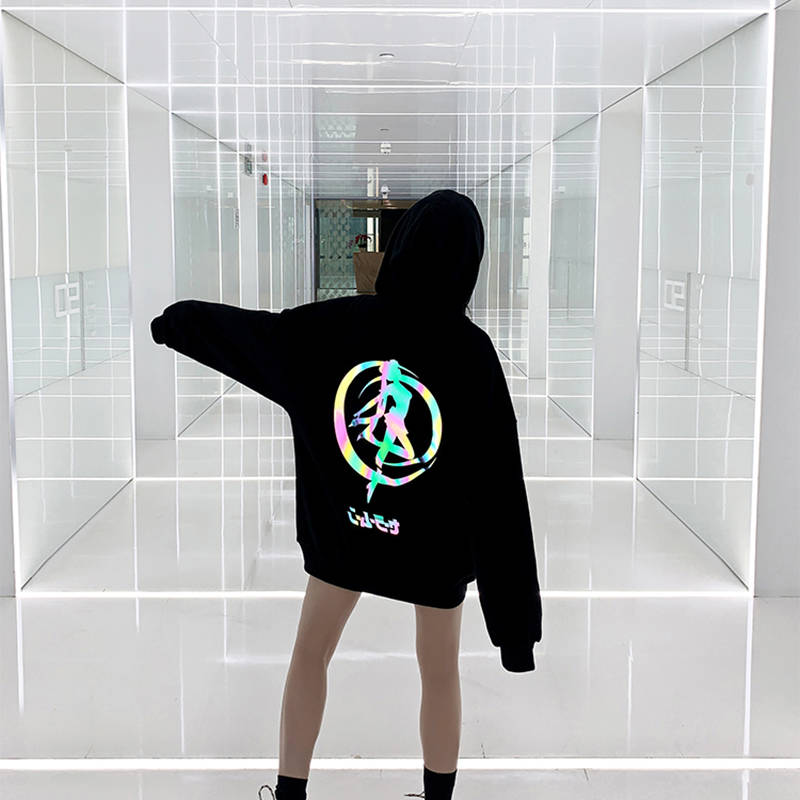 Cute Sailor Moon Hoodie Streetwear Korean Ulzzang Kawaii Cartoon Sweatshirts Pullovers Oversized Hooded Streetwear Hoodies Girl