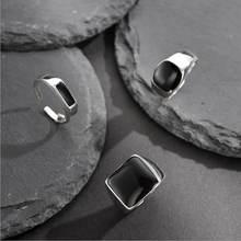 Женское Винтажное кольцо на указательный палец из серебра 925
