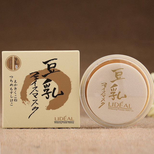 Transparent Pressed Powder Long Lasting Oil Control Face Foundation Waterproof Whitening Skin Finish Concealer 1