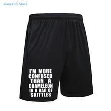 Moda casual engraçado calças calções de esportes gráficos para meninas femininas moletom bonito T-28-8344