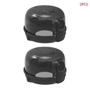 2 Pcs/Lot Gas Stove Switch Protective Cover Kitchen Protection for Baby Child