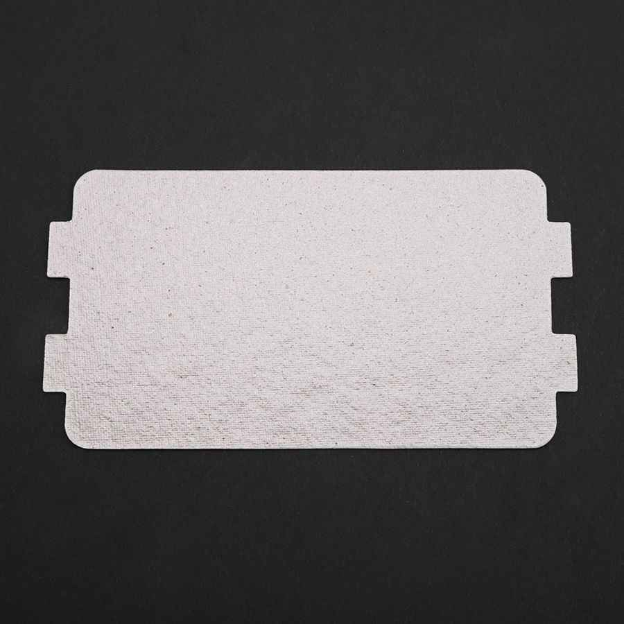 5X 116*64 mm Microwave Oven Mica Plates Sheet Replacement Repairing Accessory