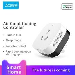 Aqara Air Conditioning Companion Gateway Version for Xiaomi Mijia Smart home Work With Aqara Temperature Humidity Sensor