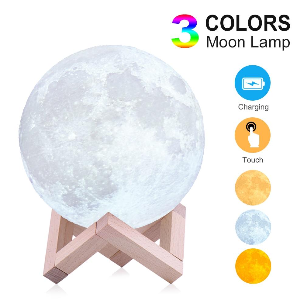 Moon Lamp Moon Light…