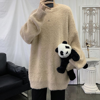 Women Sweater New Autumn Winter Casual O Neck Knitted Pullovers Korean Style Long Sleeve Knitwear Female Tops Sweater Pullover 2019 autumn ruffles sweater women sweet flare sleeve slim winter sweater pullover o neck casual female jumper knitwear tops