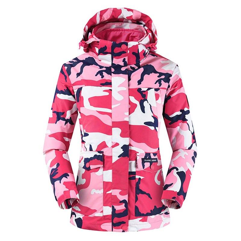 New Hot Winter Ski Jacket Women Waterproof Windproof Snowboard Coat Snow Female Warm Outdoor Mountain Sport Skiing Suit
