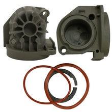 Luftfederung Kompressor Zylinder Kopf mit Dichtung und Kolben Ringe für Mercedes-Benz A8 D3 A6 C5 W220 aguar XJ8 Oem # A2203200104