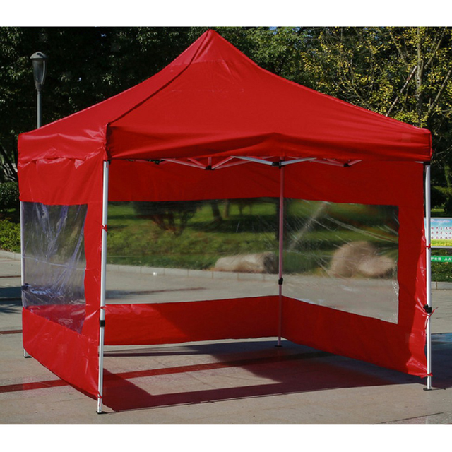 Portable Waterproof Sunshade Canopy Tent Surface Replacement Rainproof Canopy Party Gazebo Canopy Top Cover Sunshade Shelter