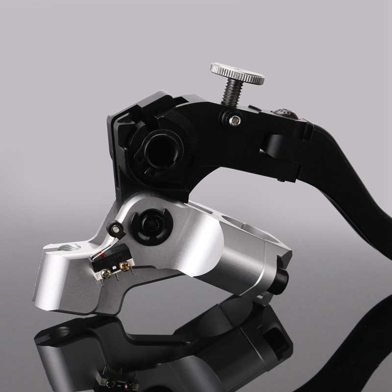 Moto 7/8 pouces 22Mm 19Rcs pompe de frein pompe hydraulique embrayage pour Honda Yamaha Kawasaki Suzuki