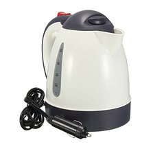 Boiled-Heater Truck 1000ml-Kettle Coffee Stainless-Steel Large-Capacity Hot-Water Vehicle