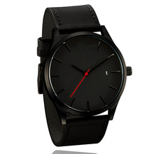цена на Top Luxury Brand Men Watches Men's Sports Quartz Clock Man Leather Army Military Wrist Watches Relogio Masculino erkek kol saati