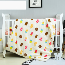 Baby Bedding Quilt Cover For Boys Girls Cute Cartoon Quilt Cover Custom Size Duvet Cover 220x150cm Youth Big Duvet Covers
