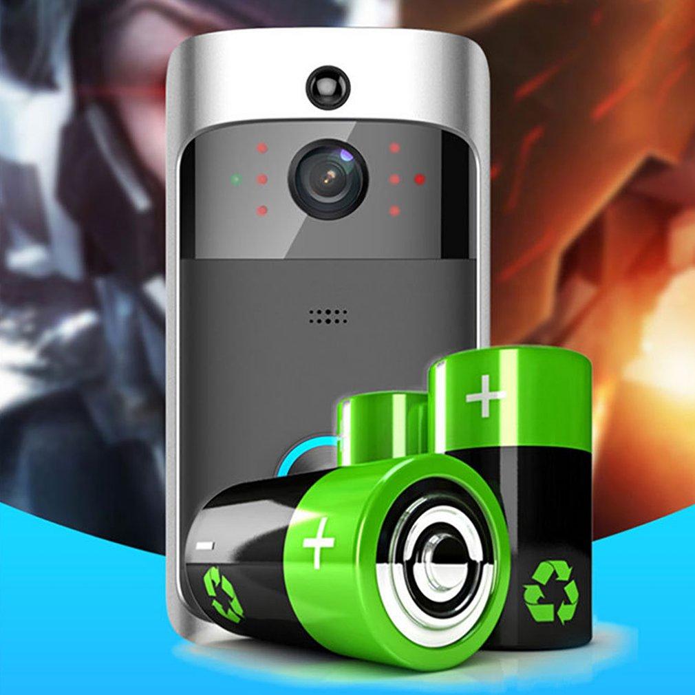 Electronics - RingSmart™ Wireless Video Doorbell Best Ring Doorbell Alternative