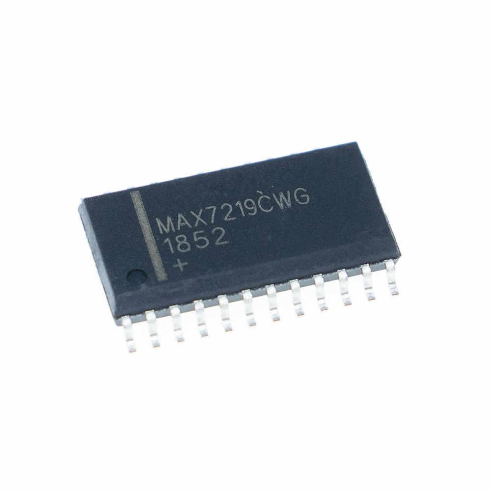 1 قطعة نقطة شاشة عرض مصفوفة وحدة MAX7219 وحدة تحكم رقاقة واحدة لتقوم بها بنفسك عدة