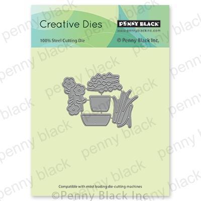 Lace Basket Metal Cutting Dies Cut Die Mold Decoration Scrapbook Card Craft