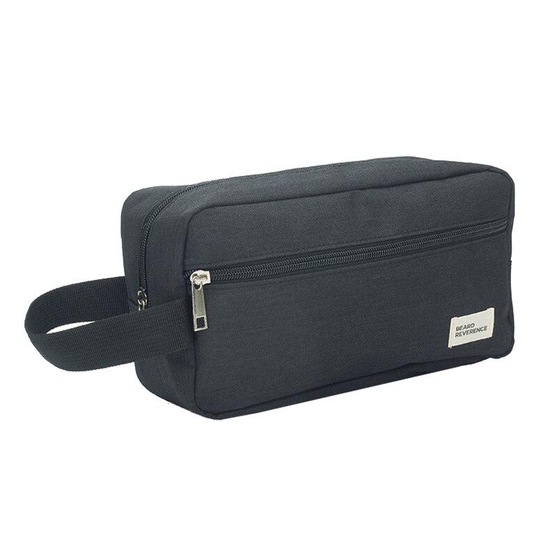 Women Cosmetic Bag Large Capacity Waterproof Handbag Portable Toiletry Wash Beauty Essential Makeup Bag Men's Travel Organizers