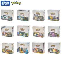 TOMY Pokemon Carte da gioco evolzioni GX EX VMAX transazione inglese Carte da collezione gioco da tavolo Feyenoord Battle Carte Shining