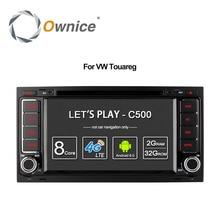 Ownice Android 6,0 4G SIM LTE Octa Core 2G RAM Auto DVD GPS Radio für Volkswagen Touareg T5 transporter Multivan 2005 2011 Stereo