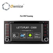Ownice Android 6.0 4G SIM LTE Octa Core 2G di RAM Car DVD Radio GPS per Volkswagen Touareg T5 transporter Multivan 2005 2011 Stereo