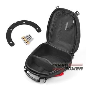 Image 2 - Tankbags Easy Lock for BMW R1200GS 2013 2015 2014 R1200R R1200RS 2015 Motorcycle Tank Bags Mobile Navigation Bag Waterproof