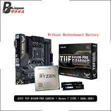 Cooler GAMING Ddr4 2666mhz R7 2700 B450M Pumeitou Asus Tuf Ryzen Socket-Am4 AMD CPU Suit