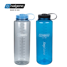 Nalgene Portable outdoor sports cup cycling leakproof kettle plastic water Hiking sport Water Bottle 1500ml