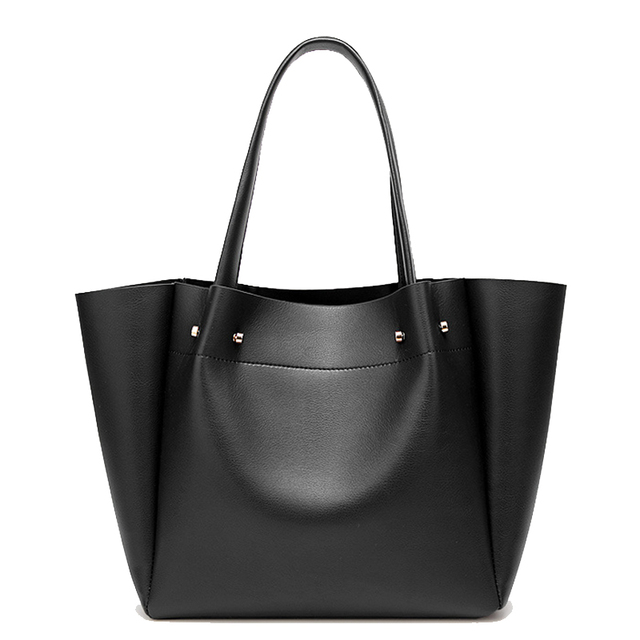 Tote bolsos mujer bolsas de couro crossbody para mulheres sling ombro shopper grande mão saco de 2019 bolsas de couro