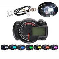 שינוי מהיר LCD Waterproof שינוי אופנוע אופנוע קוד שולחן דיגיטלי מד מרחק מד מהיר 7 צבעים מתכוונן כלי נגינה (1)