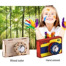 купить Physical Gadgets Fun Science Experiment Primary School StudentsNew Camera Model Technology Small Production по цене 166.08 рублей