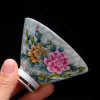 2020 china neue ankunft chinesische keramik tasse-in Teeschneider aus Heim und Garten bei