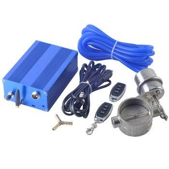Exhaust Vacuum Pump Vacuum Valve Control Unit Set Exhaust Cutout Valve Pump Control Remote Controller Switch Cut off the exhaust