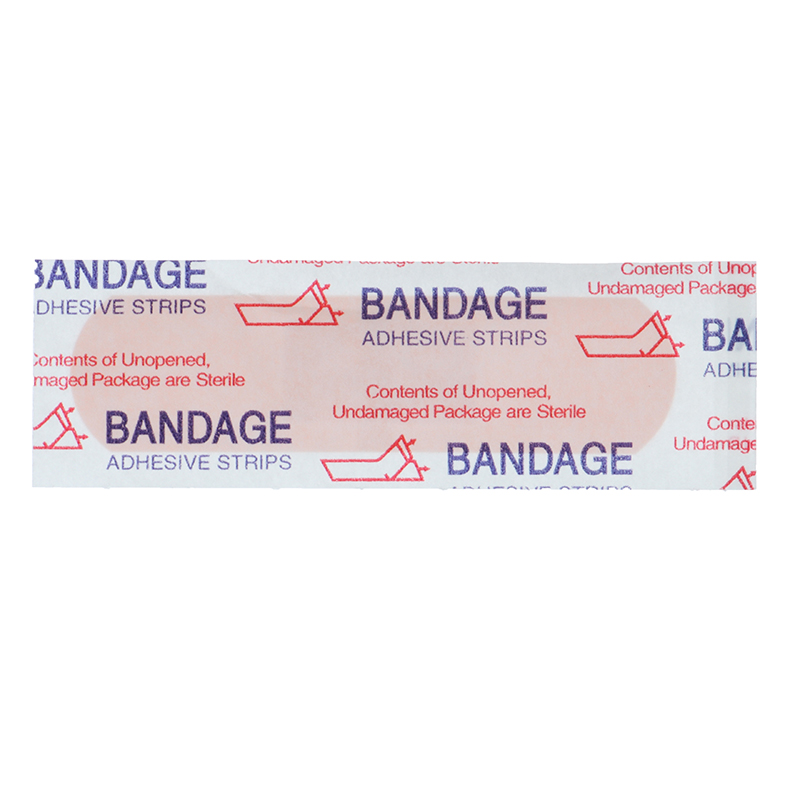 50Pcs Bandage 72*19mm externe dressing band aid kit zubehör