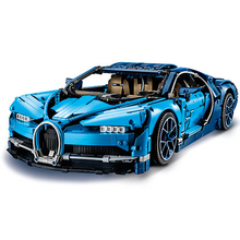 3636pcs Building Blocks Technic Series Compatible with Legoingly Bugatti Racing Car Sets Model Brick Toys For Children Friends