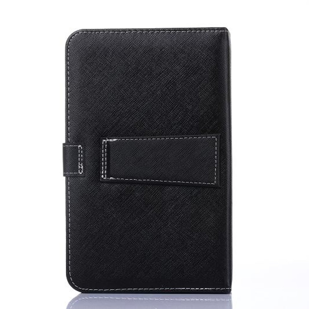 Купить с кэшбэком 10.1 Inch Imitation Leather Case Cover with USB Keyboard universal for Android Windows Tablets 284*185*13mm