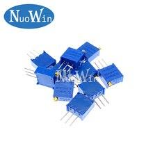 Trimmer Potentiometer 10K 3296W-1-103 10pcs Ohm