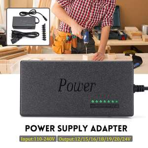 12/15/16/18/19/20/24V 4A AC DC Adaptor Adjustable Power Adapter Universal Charger Supply for 110-240v Electric Drill Motor(China)