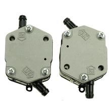 New 2 pics  Fuel Pump Assy for Yamaha 6E5 24410 04 00 6E5 24410 10 00 115 300HP Outboard 2 Stroke