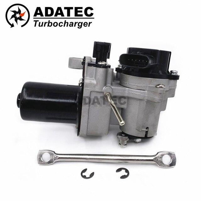 Actionneur de poubelle électronique VB36 VB22 | Chargeur Turbo, moteur Toyota Landcruiser V8 D 1VD-FTV, 17201 51021 17201, nouveau